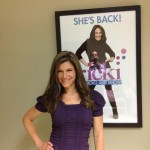 Dr. Sara at Ricki Lake Show