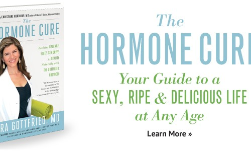 2 Slide – The Hormone Cure Book
