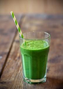 Breakfast - Vanilla Green Milkshake