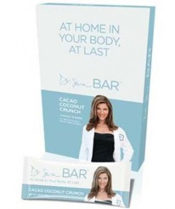 At Home in Your Body at Last, Cacao Coconut Crunch With Dr. Sara Bar