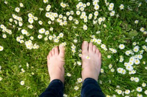 Grounding and Earthing for Good Health