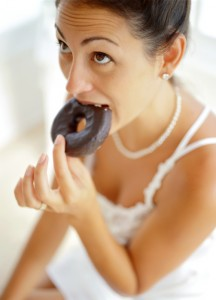 Woman Crave for Sugar and Sweets