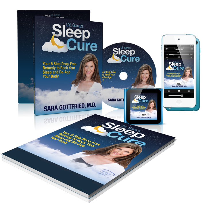 sleep-cure-product-set