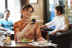 Does Utilizing a Phone App for Nutrition Advice Really Does the Trick?