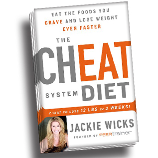 The Cheat System Diet: Review and Discussion with Author Jackie Wicks