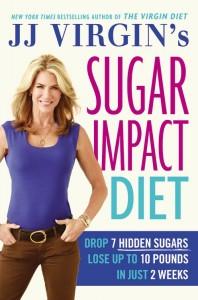 JJ Virgin's Book Sugar Impact Diet