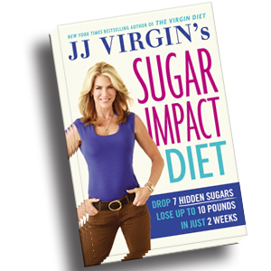 JJ Virgin's Book Sugar Impact Diet