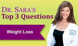 Dr. Sara's Top 3 Questions: Avoid Weight Gain and Hormonal Effect