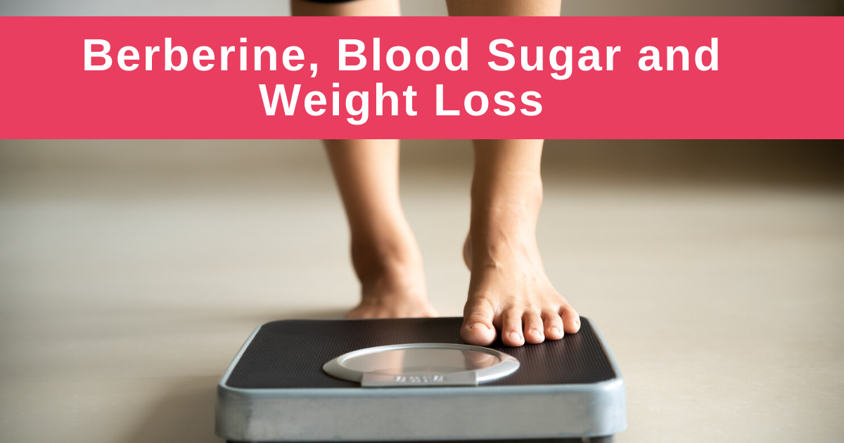 Berberine for Blood Sugar Control |Berberine| Sara Gottfried, M.D.