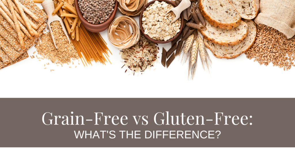 Grain-free vs Gluten-Free: What's the Difference?|Women's Health|Sara Gottfried MD