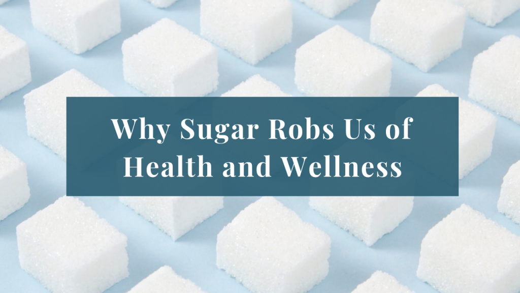 Sara Gottfried, MD Women's Health Article | Sugar | Why Sugar Robs Us of Health and Wellness