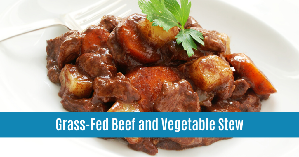 Younger Recipe | Grass-Fed Beef | Sara Gottfried MD