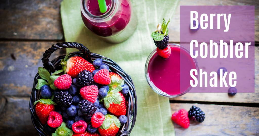 Brain Body Diet Recipe | Berry | Sara Gottfried MD