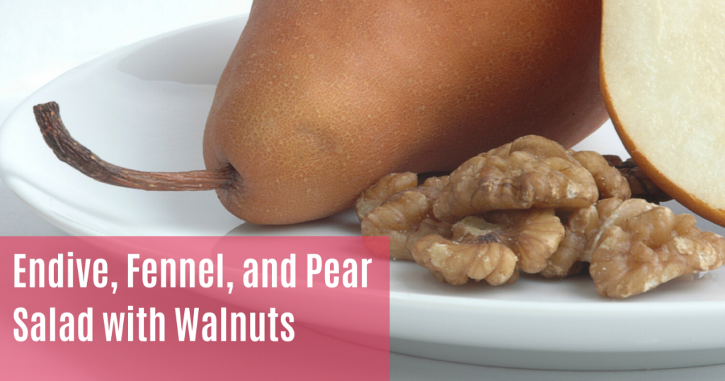 Younger Recipe | Walnut | Sara Gottfried MD
