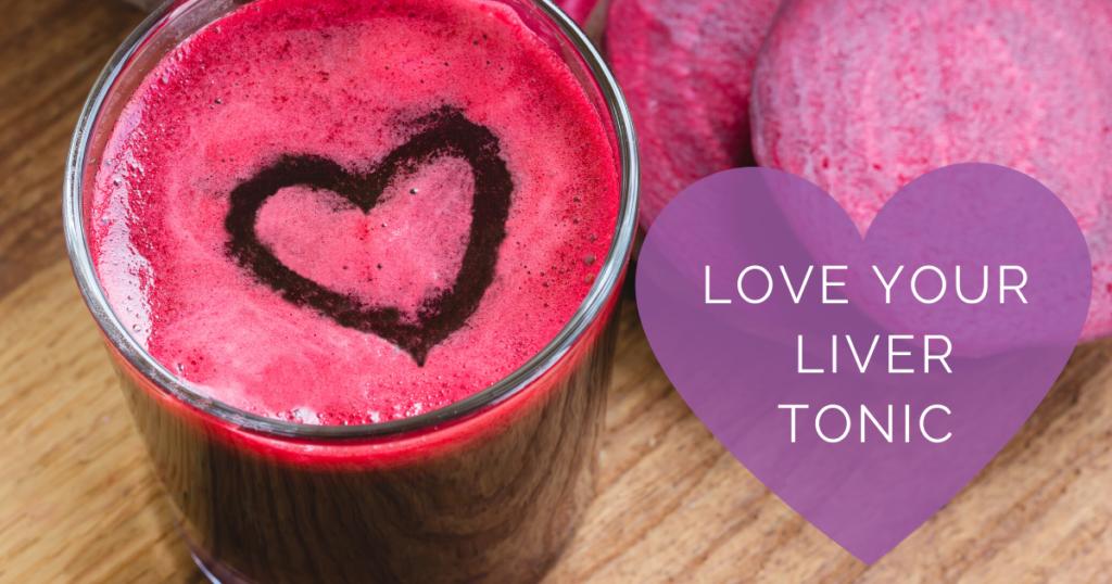 The Hormone Reset Diet Recipe|Liver Tonic|Sara Gottfried, M.D.