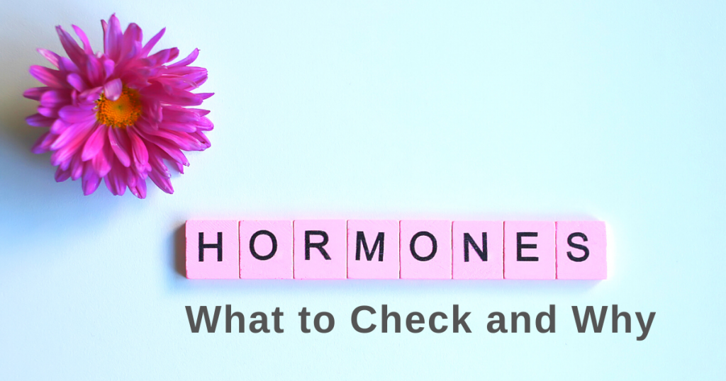 Hormone Testing: What to Check and Why|Hormone Balance|Sara Gottfried MD