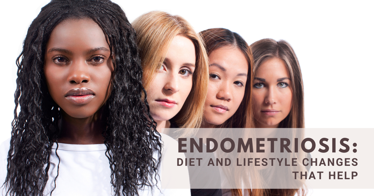 Endometriosis: Diet and Lifestyle Changes that Work |Women's Health | Sara Gottfried MD