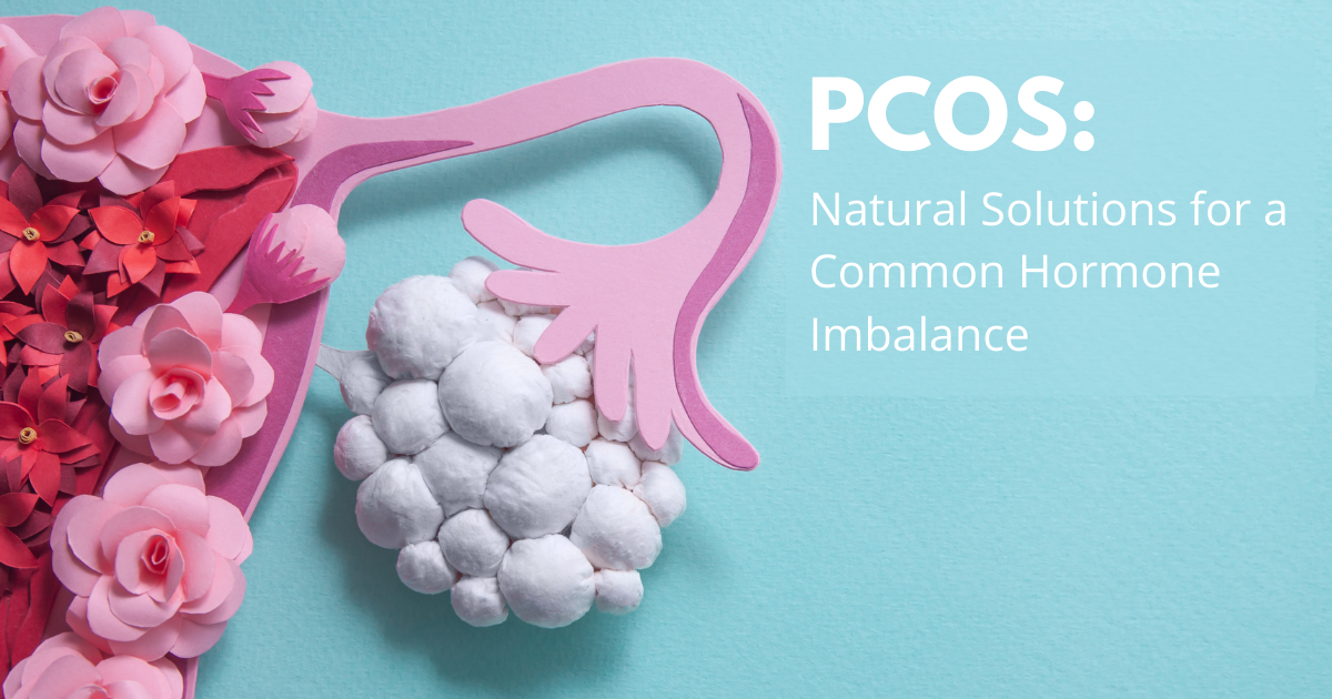 Sara Gottfried MD Women's Health Article |PCOS|PCOS: Natural Solutions for a Common Hormone Imbalance